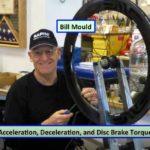 Glimpse 12 - Acceleration, Deceleration, and Disc Brake Torque