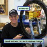 Glimpse 13 - Good and Bad Disc Brake Wheels