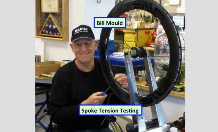 Glimpse 7 - Spoke Tension Testing