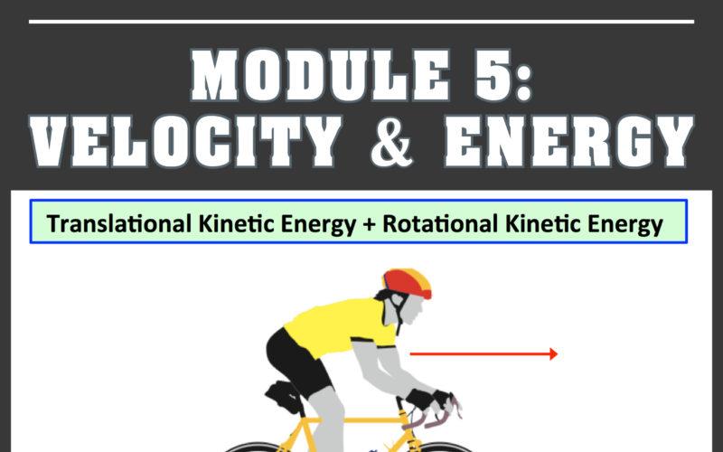 Velocity & Energy