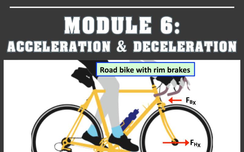 Acceleration & Deceleration