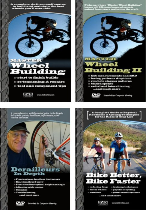 Custom bicycle wheels in virginia, custom wheels by Bill Mould